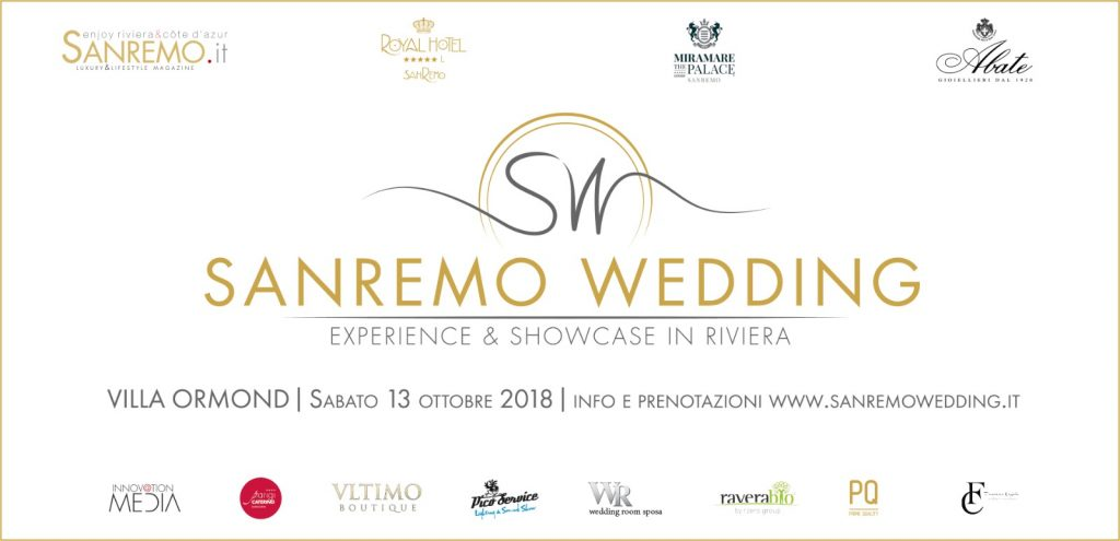 Sanremo Wedding 2018